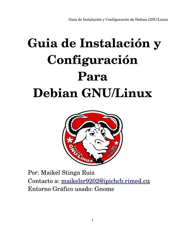 #PDF de #Programación - Guía de instalac...