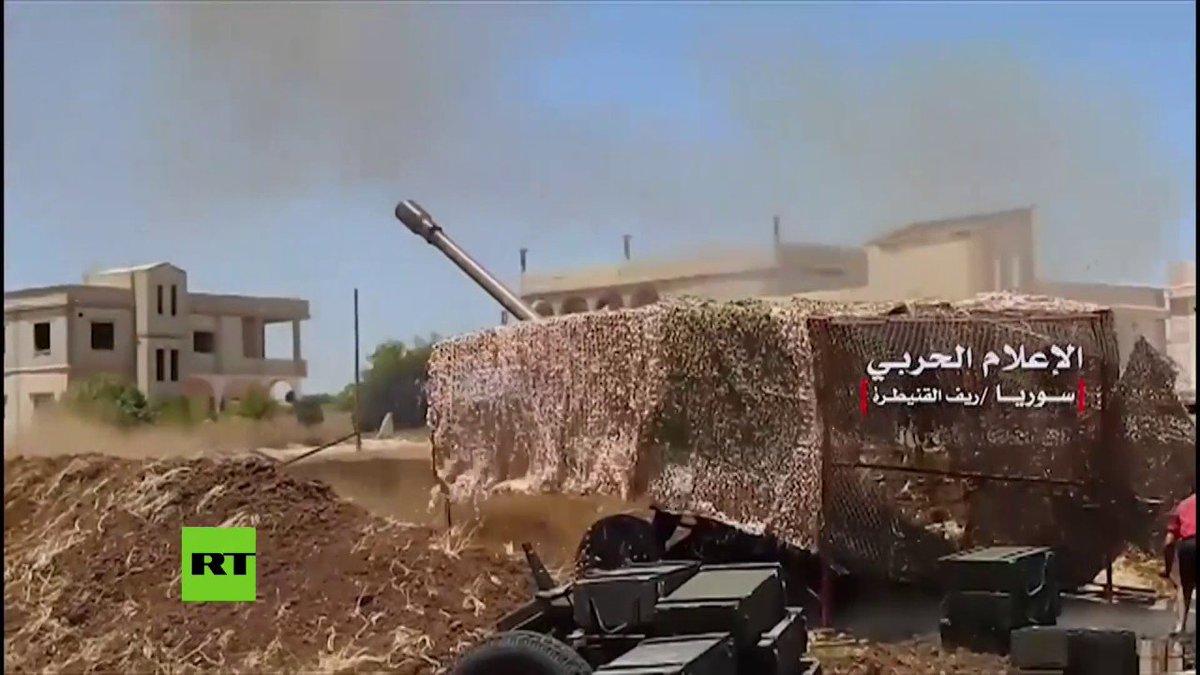 استعمال شباك التمويه في مدفعيه الجيش السوري؟ DYaKU5TXUAccAp3