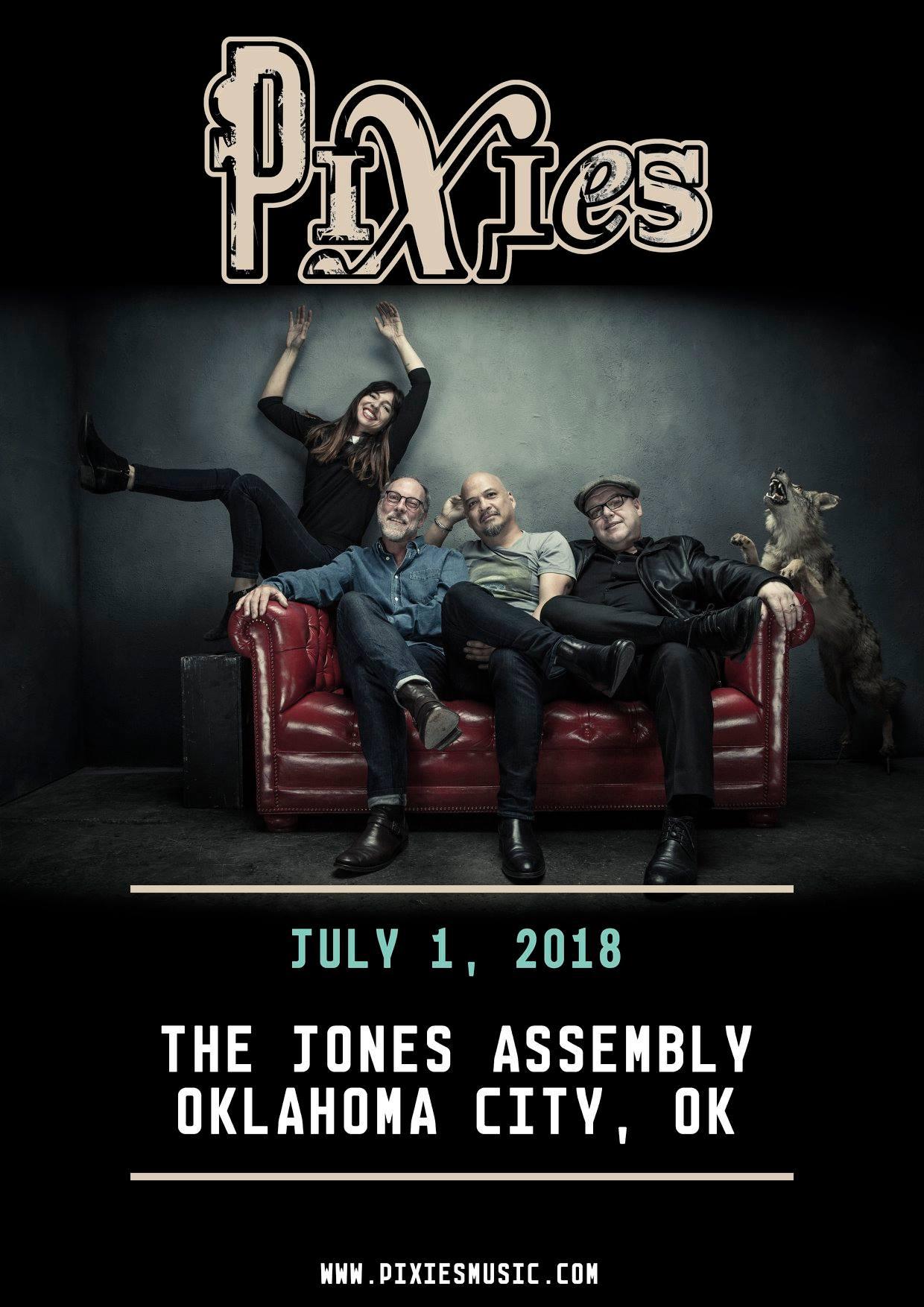 OKLAHOMA CITY, OK - we play @theJonesOKC on July 1st. Tickets are on-sale NOW at: https://t.co/NTOnjBD0Ao https://t.co/hom6tkpyRM