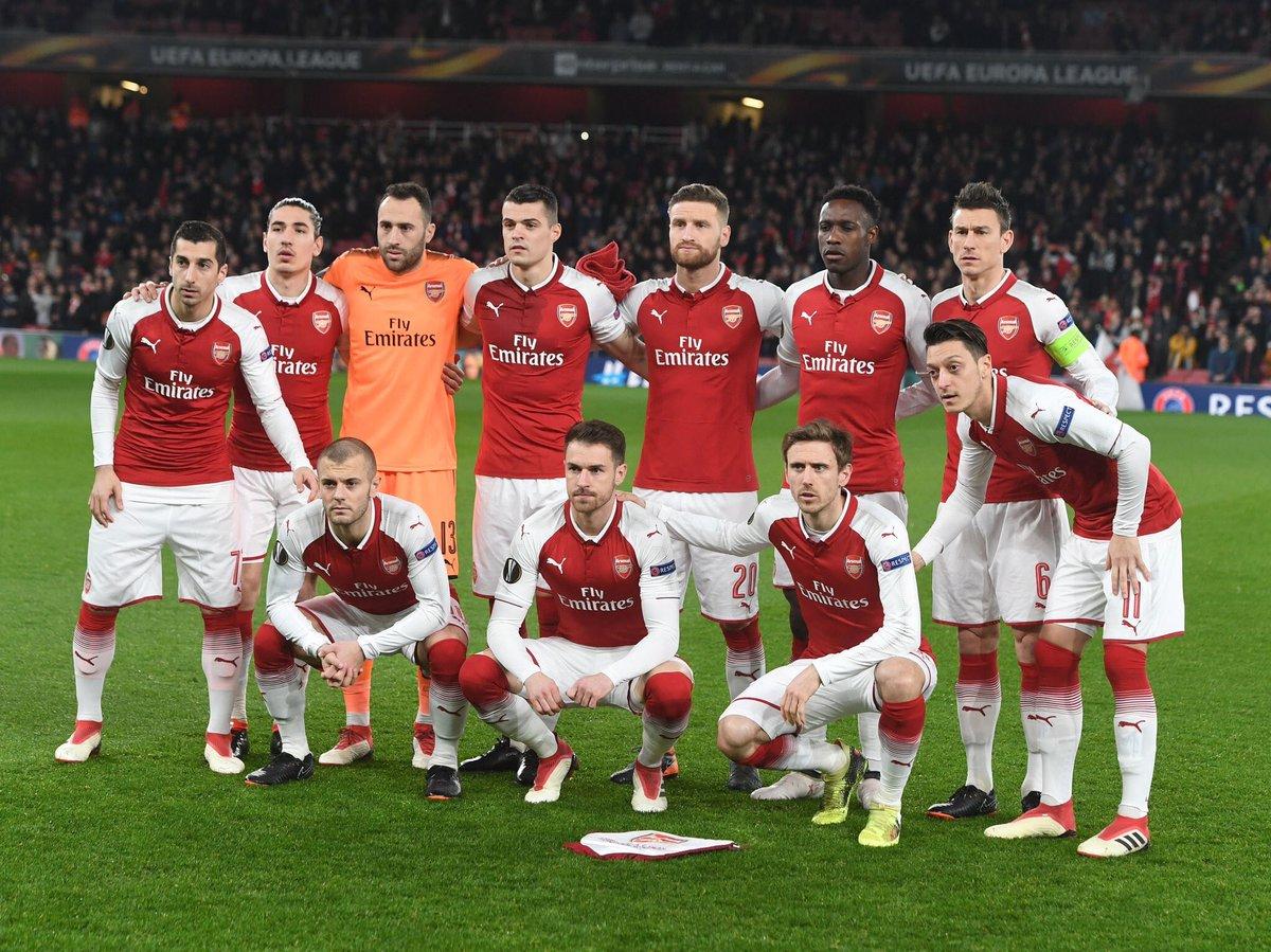 Henrikh Mkhitaryan's photo on Arsenal