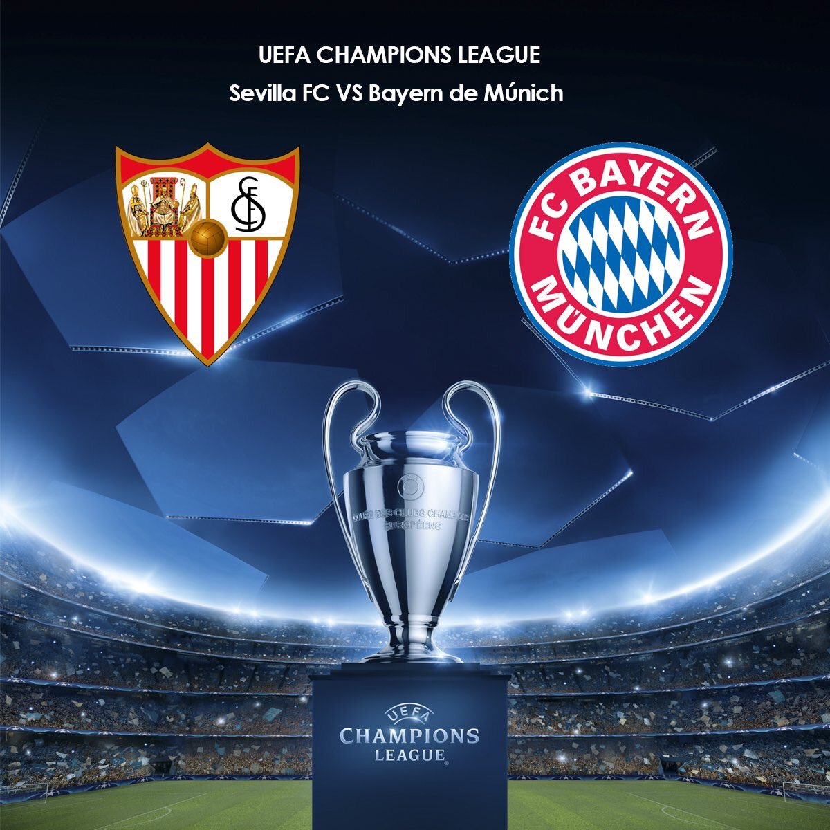 Image result for sevilla vs bayern