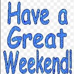 Image for the Tweet beginning: Have a great weekend #conference