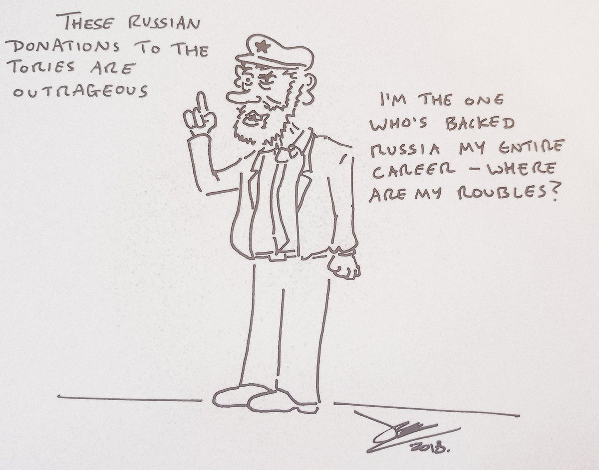 Quick #sketch about jealousy. #Russia #C...