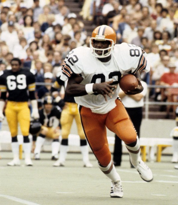 Happy BDay to lifetime member and Hall of Famer Ozzie Newsome!
