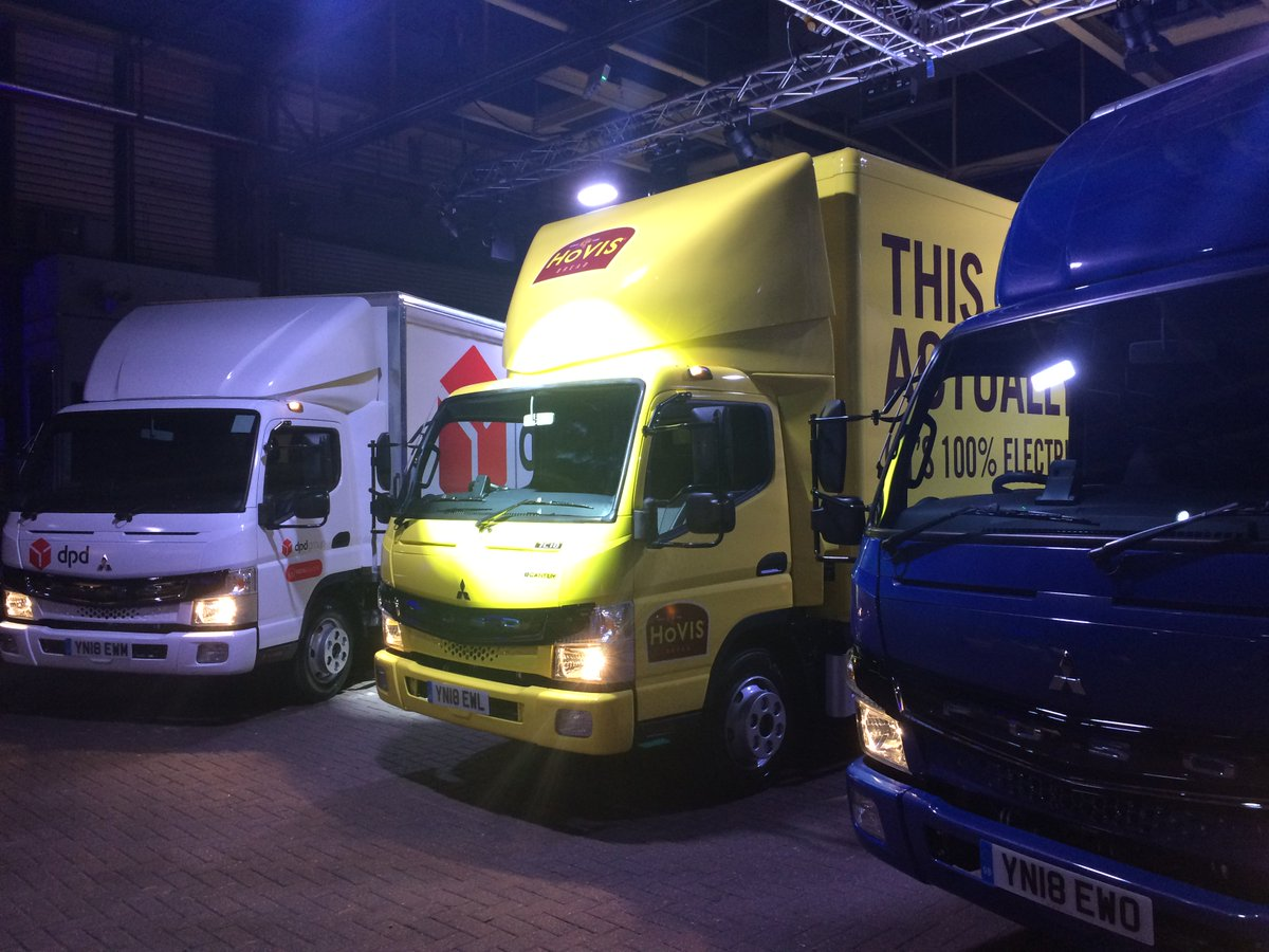 Efuso Hashtag On Twitter Head Lamp Fuso Electric E Ecanter Trucks Today At The Vehicles Uk Launch Fusoofficial Hovisbakery Dpd Wincantonplc