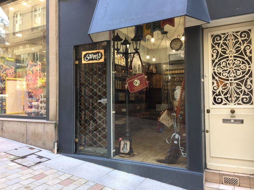 🔴 #INFO | Une boutique #HarryPotter a ou...