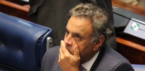 Senador investigado | Aécio tinha bloqueador proibido de celular, diz PF trib.al/gNl0jFb