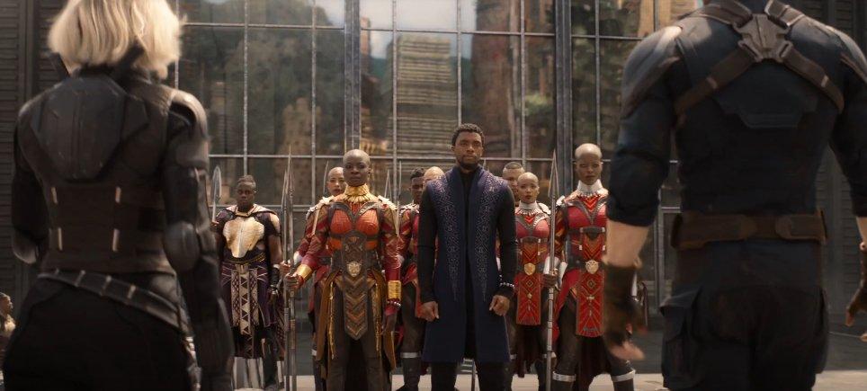 Watch the explosive new trailer for #Avengers: #InfinityWar buff.ly/2tScj9R