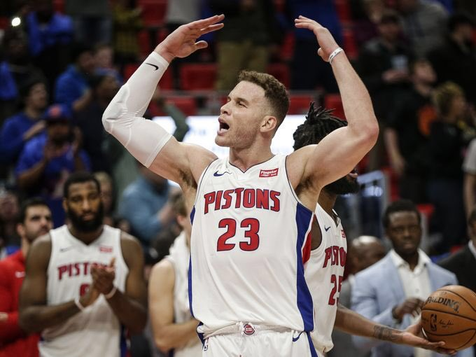 To a year of health and success, Happy Birthday to star forward, Blake Griffin!