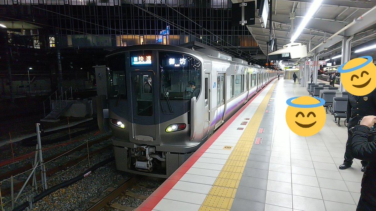 太公望列車から続いていた新大阪発紀勢本線直通鈍行列車が発車していきました。 あり...