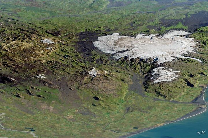 Iceland's Caldera of Hot Springs https://t.co/sNRzvsaz87 #NASA