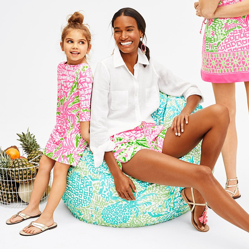 "King On Twitter A Heavyweight Collaboration Https: Lilly Pulitzer On Twitter: ""Introducing Home Slice, A"