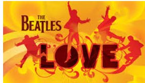 Love: It's all you need! #TheBeatlesIn5W...