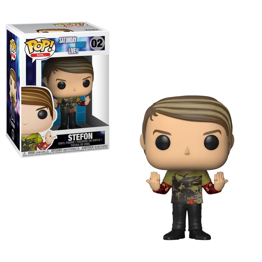 RT & follow @OriginalFunko for the chance to win a Stefon Pop!