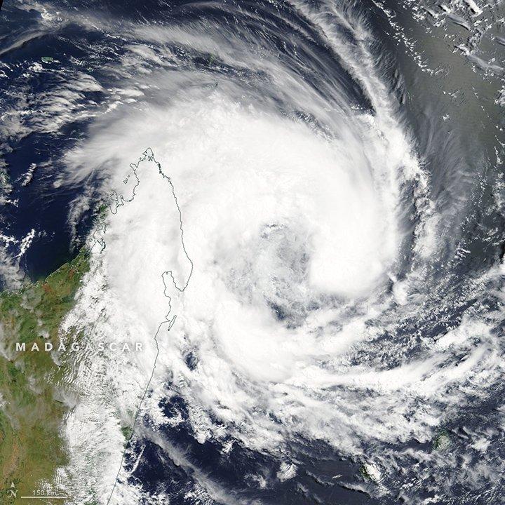 Tropical Storm Eliakim https://t.co/xbaOkph3S7 #NASA