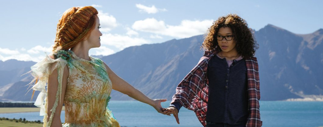 I entered A Wrinkle in Time with an open heart, and when I left it was full.  @jourdayen on @avas #WrinkleinTime @fishnetcinema #DirectedbyWomen fishnetcinema.com/2018/03/13/a-w…