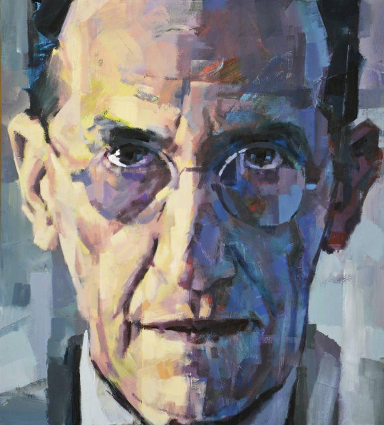 """""""Mondrian"""" #Portrait #Realism by Russian..."""