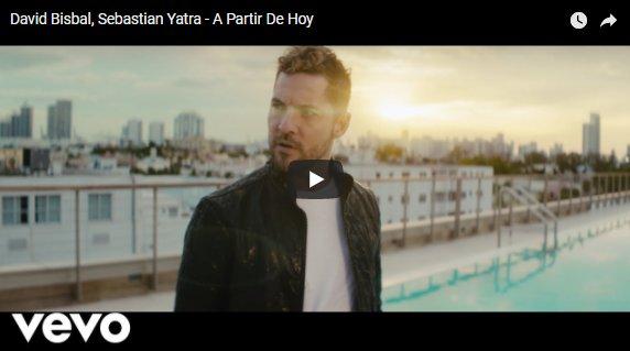 #6AM | @SebastianYatra estrena canción junto a @davidbisbal  ---> https://t.co/4qpdvMqUSU