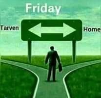 #FridayFeeling twitter.