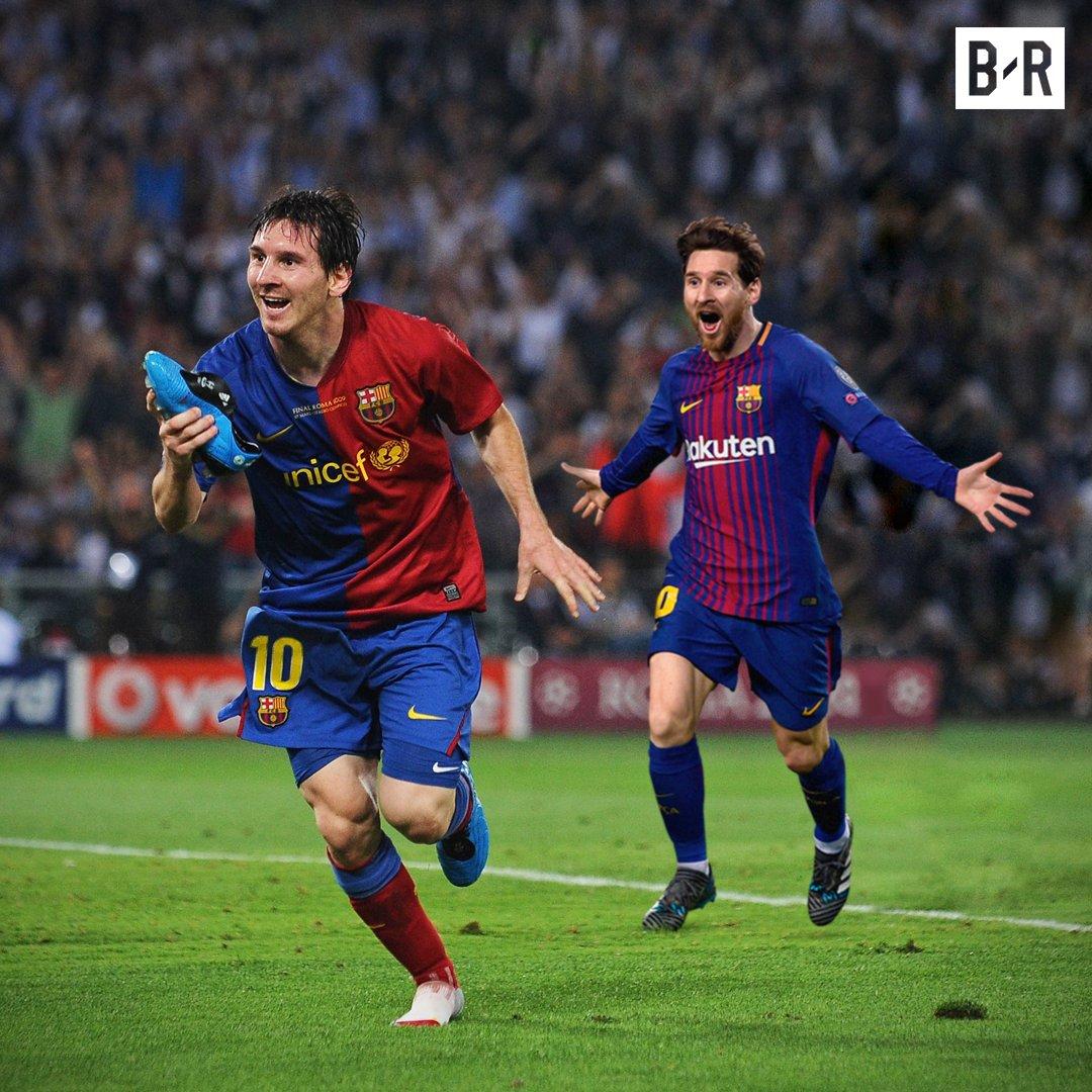 Messi returns to Rome. https://t.co/WlaE...