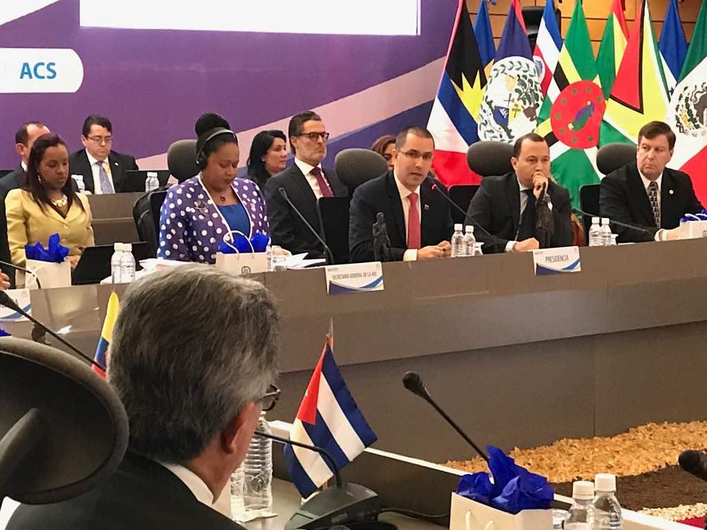Cumbre AEC: por un Caribe unido ante los retos y adversidades