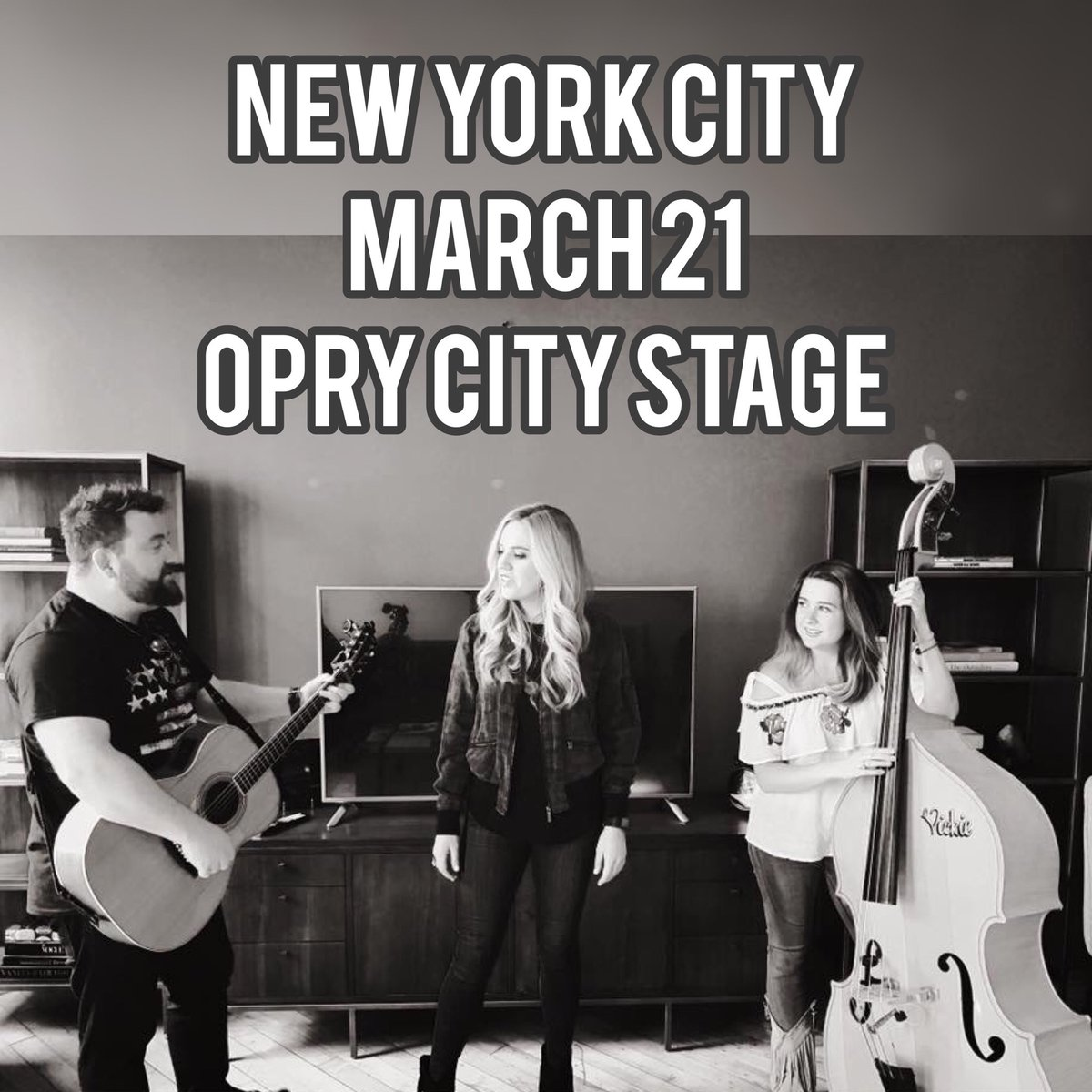 NYC - who's coming out this Wednesday?...