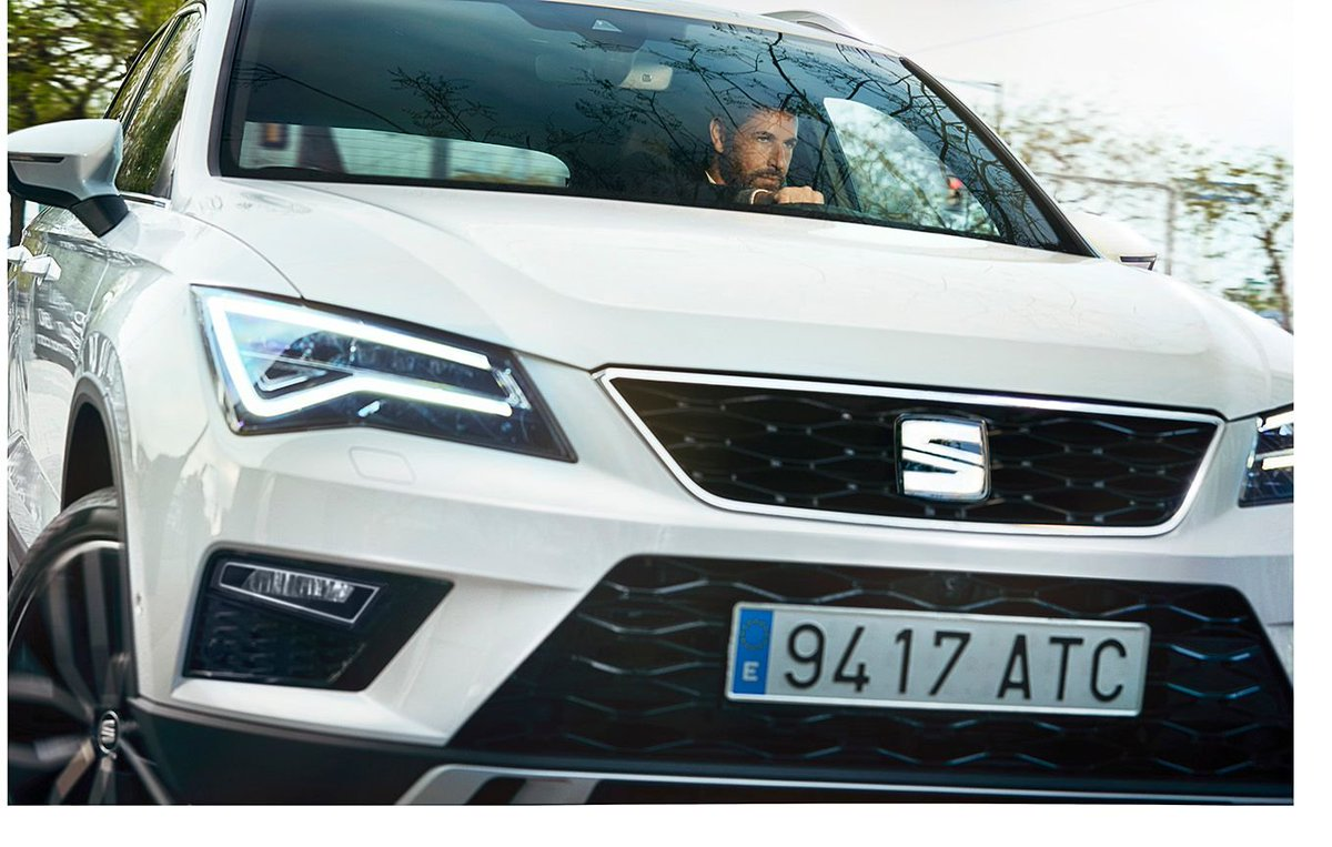 Seat offered the 200-strong Alhambra minivan on the Russian market