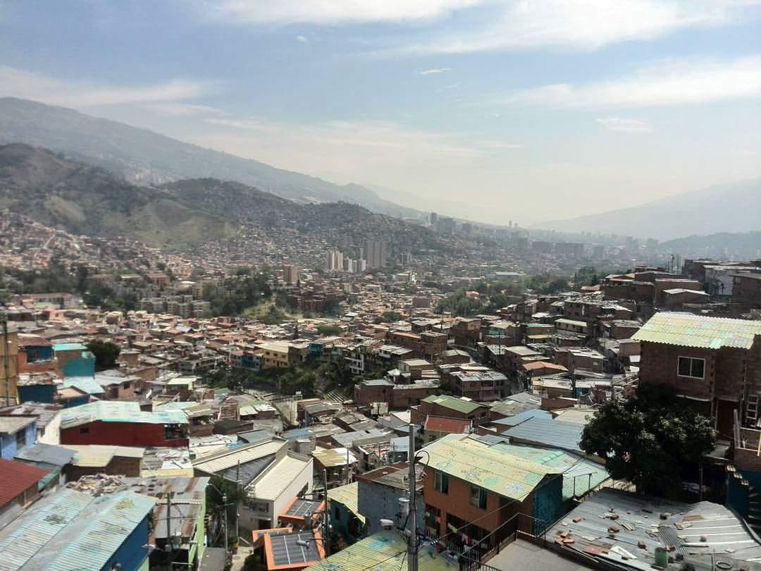 En Medellín tenemos muchos lugares por d...