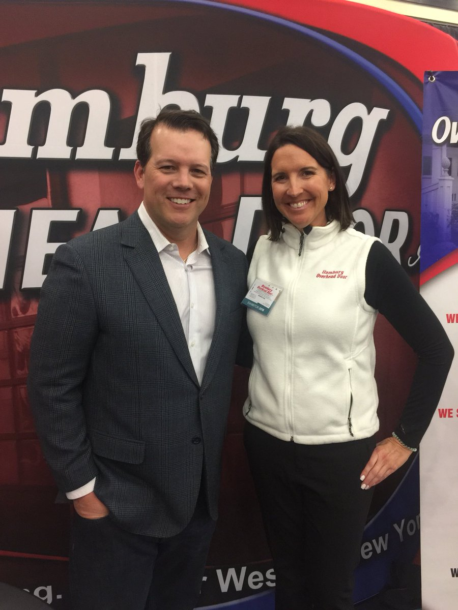 Had A Blast With @kevsylvester Today At The @BuffaloHomeShow At The  @hamburgdoor Booth!pic.twitter.com/MA7rKSW6a6