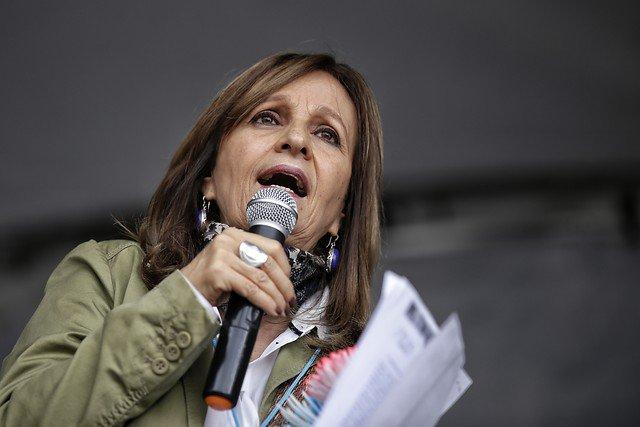 #ATENCIÓN Ángela María Robledo será la f...