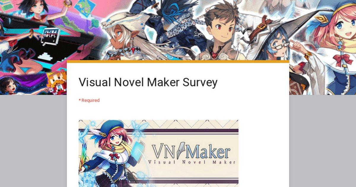 visual novel creator