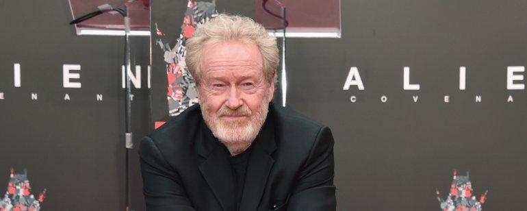 Ridley Scott negocia para dirigir adapta...