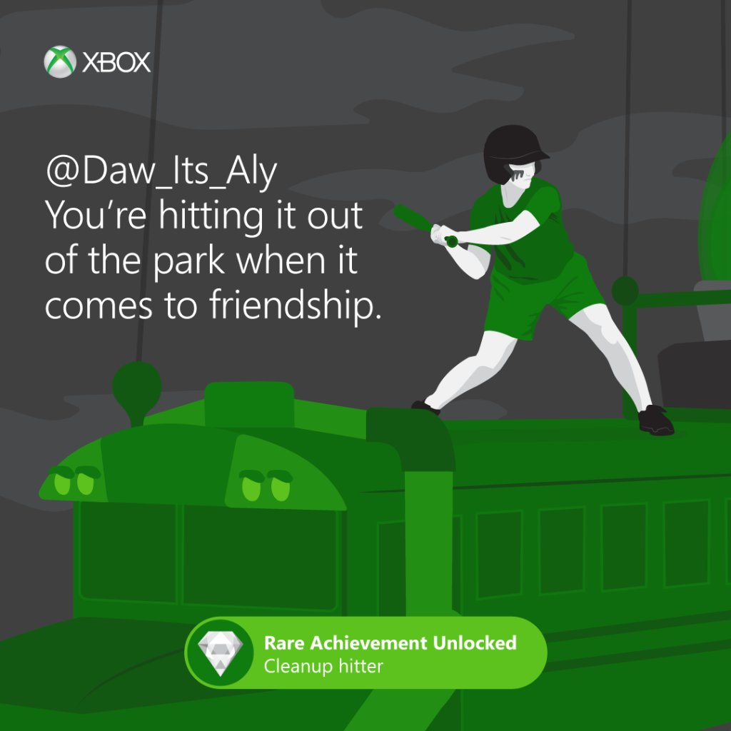 Remind us to join Aly's squad! #Xbox https://t.co