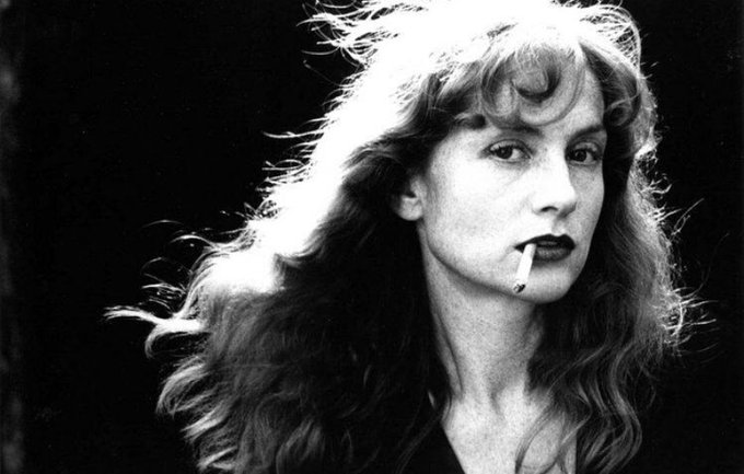 Happy Birthday to the legend that is Isabelle Huppert. Stunning.