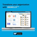 #SAPAppCenter App of the Week: Hanelly is a cloud solution for #orgtransformation, pre/post merger organization, and prescriptive org analytics. Free trial at https://t.co/HbdBdsYYhK
