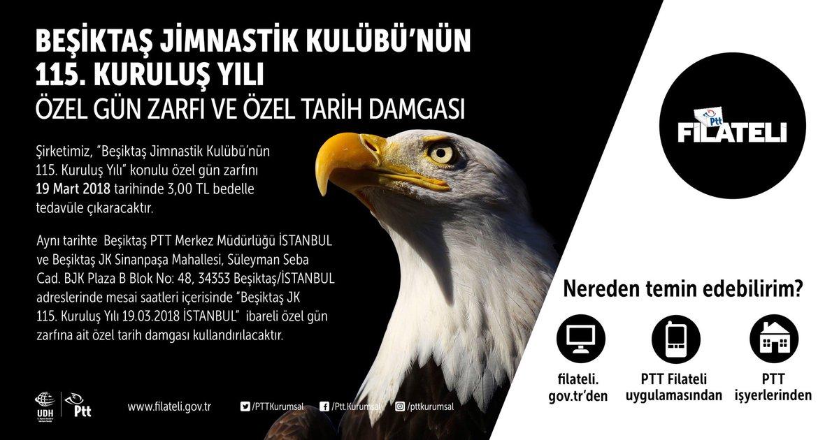 Beşiktaş Jimnastik Kulübünün 115. Kurulu...