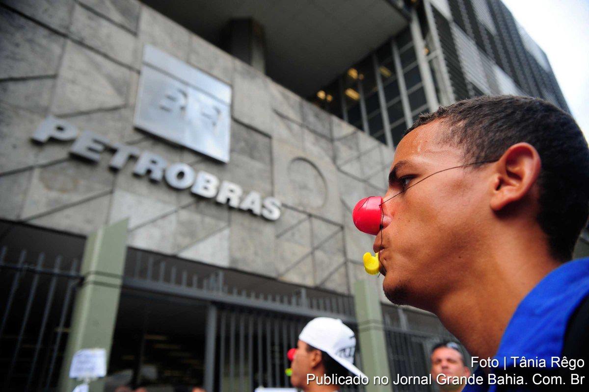 O que a Lava Jato resgatou em 4 anos, Petrobras gastou em 1 para se livrar nos EUA https://t.co/tWDl2leOBW