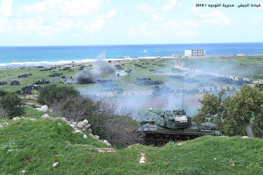 تاريخ تسليح الجيش اللبناني : بين التقليدي والنوعي...وبين الكونغرس والبيت الأبيض DYbH0b3WkAUuv5z