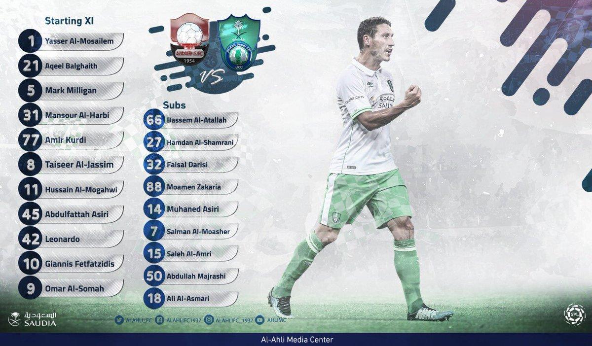 Saudi Pro League | Week 18 Al-Ahli vs Al...