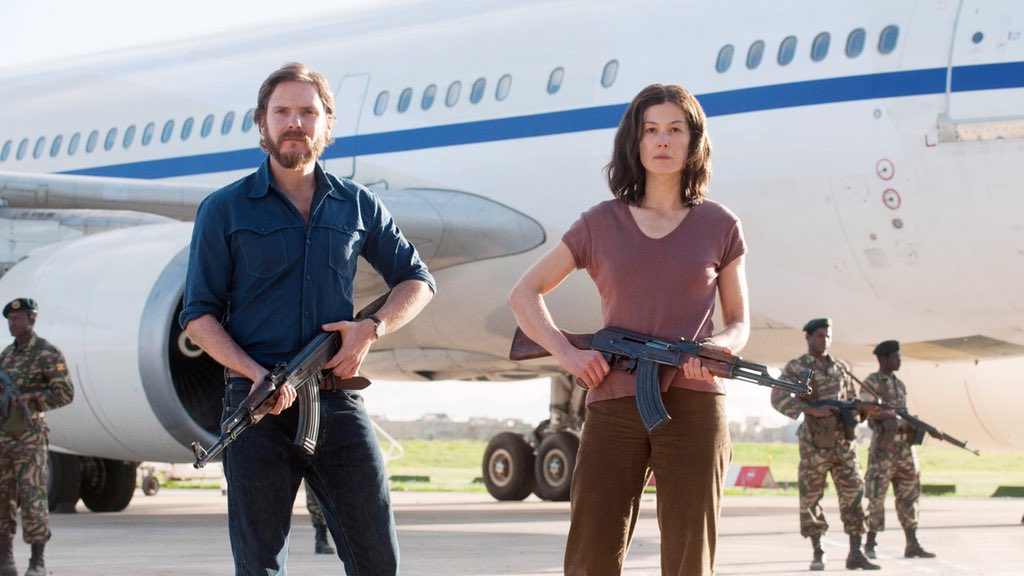 #7DaysinEntebbe is currently #Rotten at 20% on the #Tomatometer, with 49 reviews: https://t.co/KSlK7jblRE
