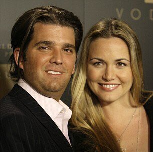 I don't want to speculate about Don Jr.'s divorce, but I can definitely say that an ancient witch has his soul trapped in a fart jar.