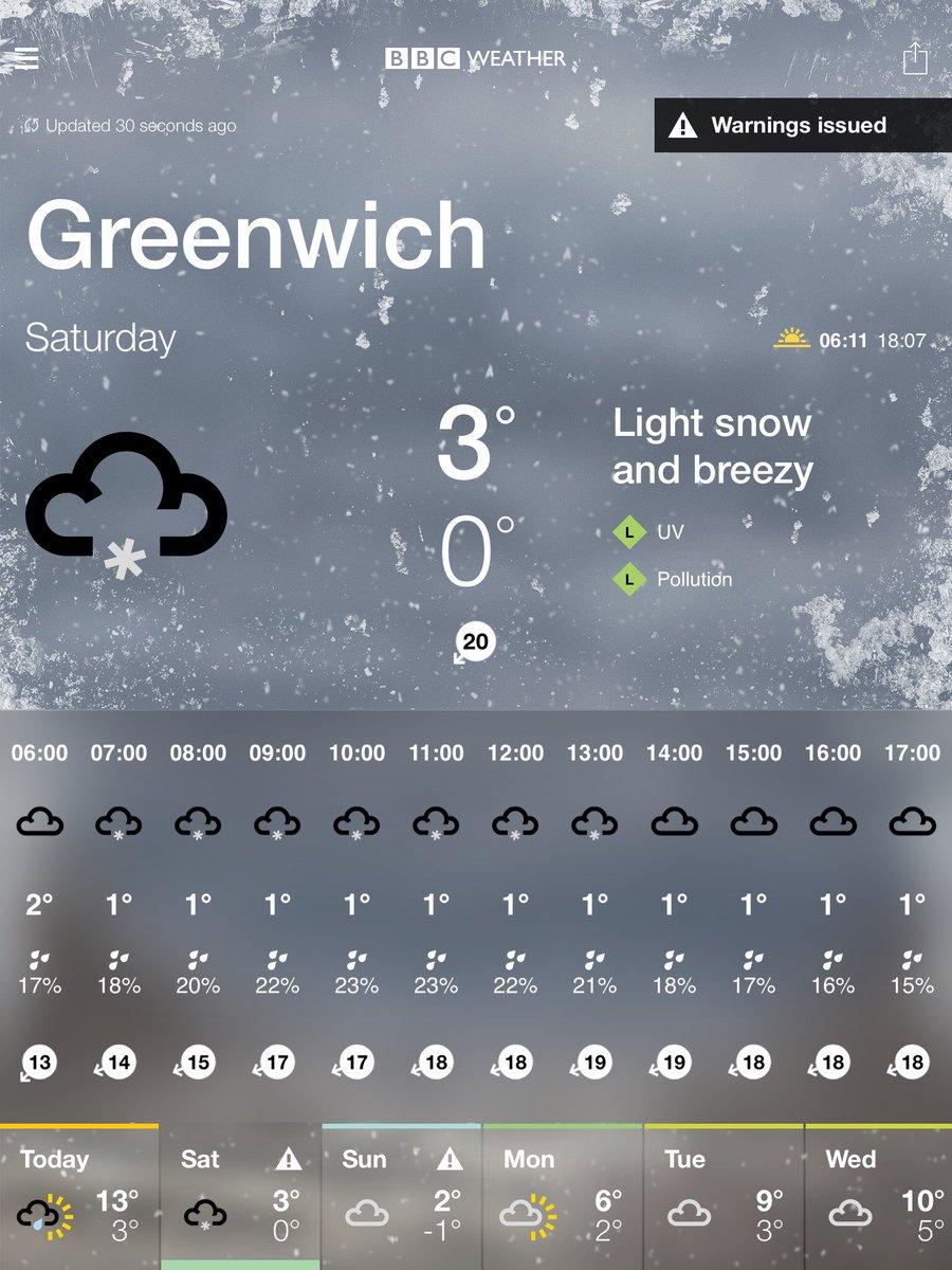 Mr Greenwich on Twitter: \