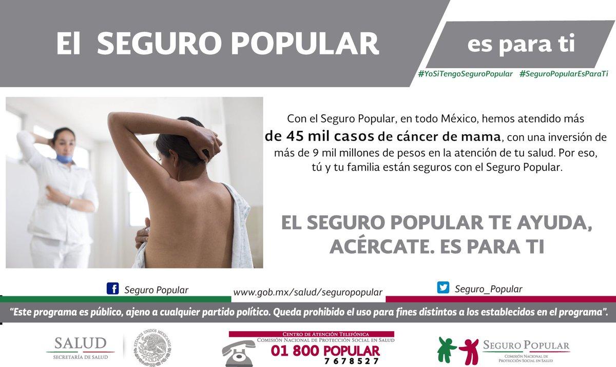 #SabíasQue 45 mil casos de #Cáncer de ma...
