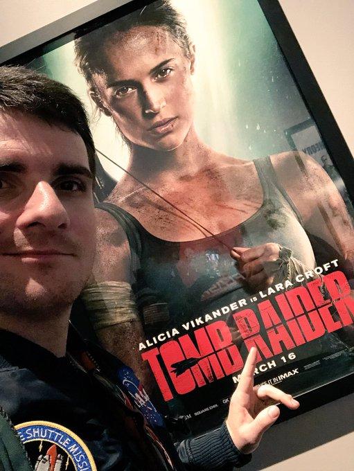 #TombRaider twitter.