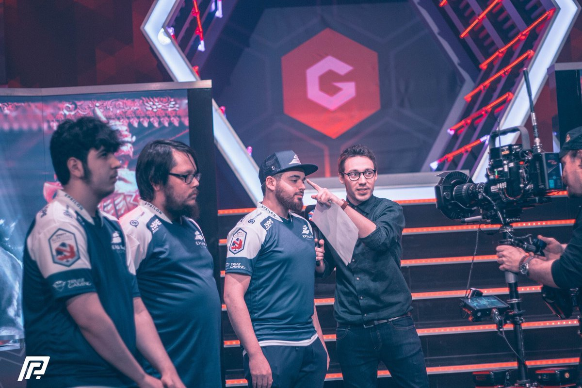 Looking forward to check out @Gfinity fo...