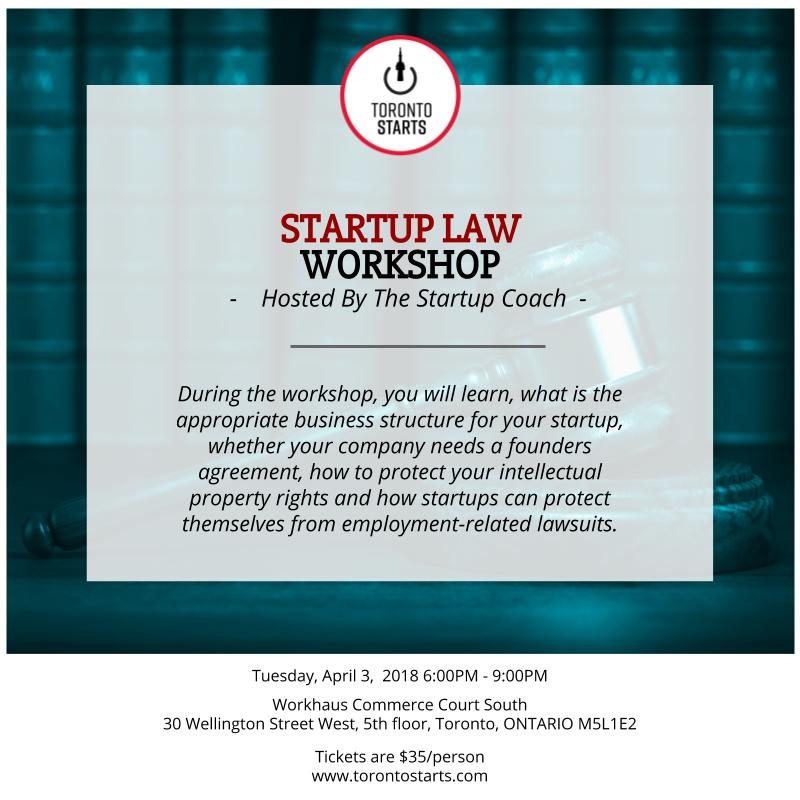 Craig Major On Twitter Startup Law Get The Legal Advice You Need