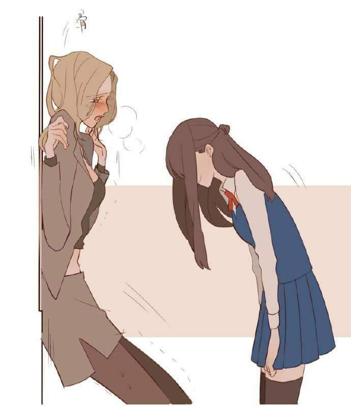 Love manga scans
