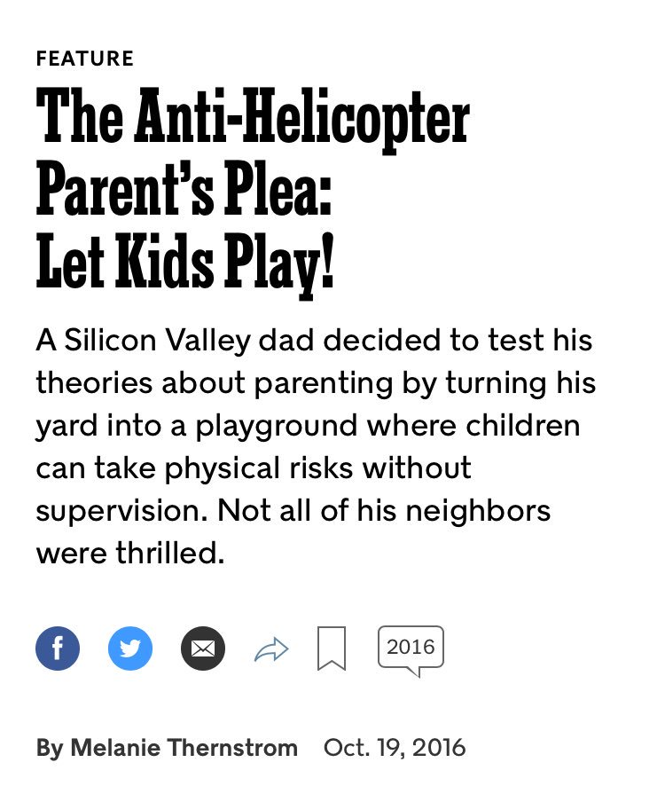 The Anti Helicopter Parents Plea Let >> Justin Tiehen On Twitter Parenting Doesn T Matter Or My Gloss