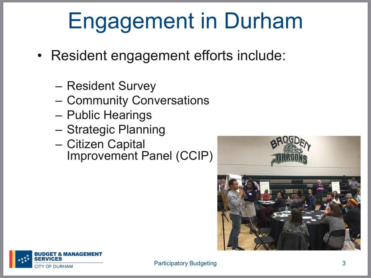 Cityofdurhamnc On Twitter Durham City Council Now Getting An