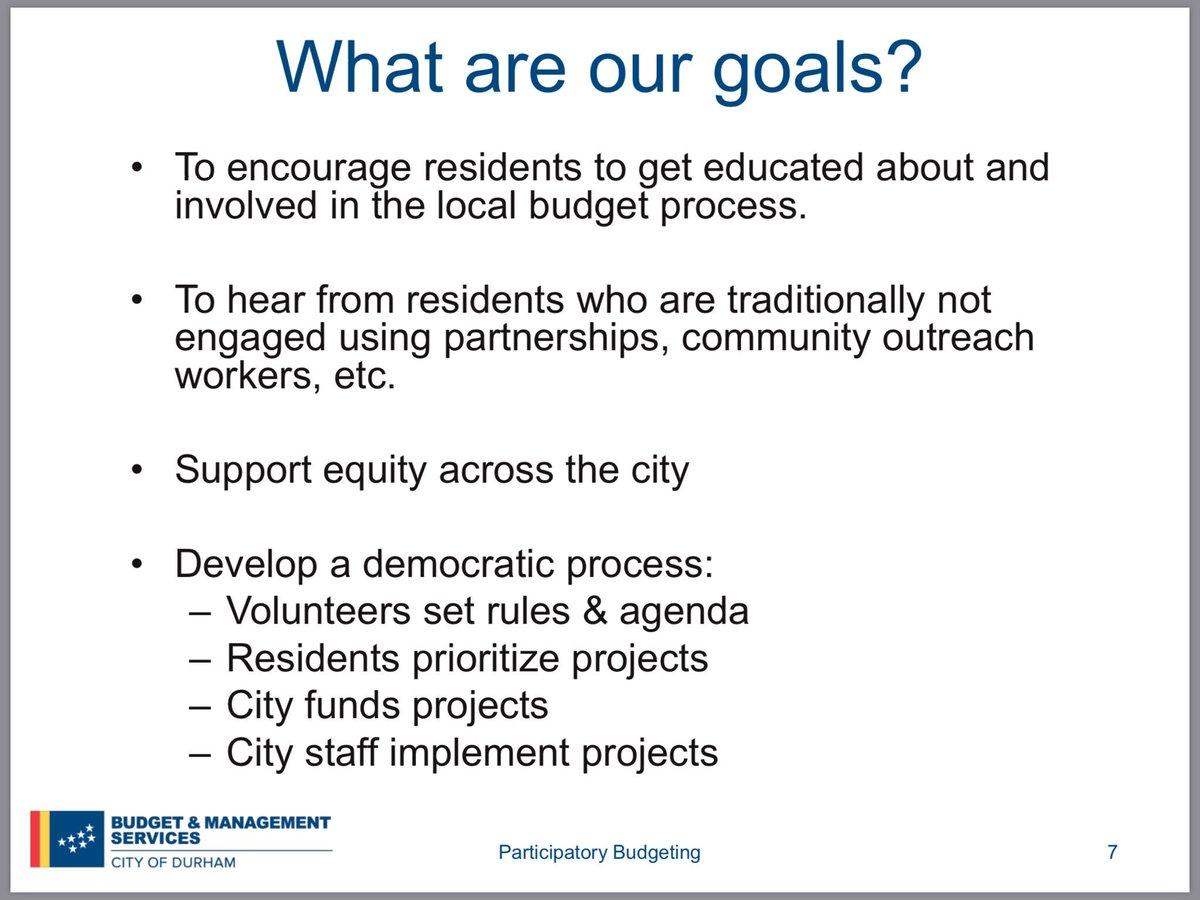 Cityofdurhamnc On Twitter Budget Staff Durham City Council Now